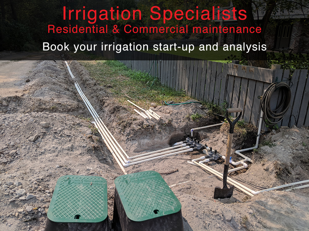 Irrigation specialists